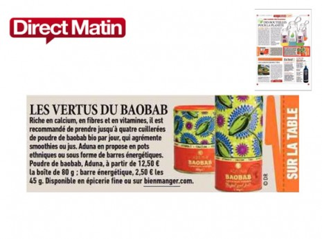 Direct Matin Grand Ouest - Décembre 2015