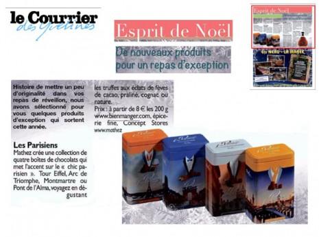 Le Courrier des Yvelines - Décembre 2015