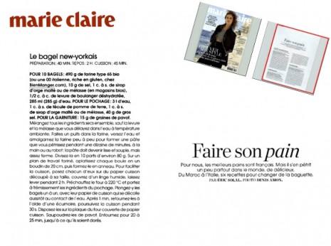 Marie Claire - Janvier 2016