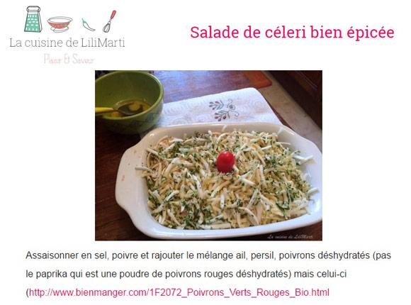 La cuisine de lili marti - La cuisine de lili ...